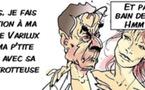 DESSIN DE PRESSE: Mon Président chez les nudistes ?
