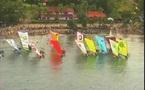Le tour 2011 des yoles rondes en Martinique