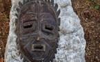 L'IMAGE DU JOUR – MASQUE AFRICAIN