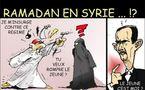 DESSIN DE PRESSE: La tragédie syriaque