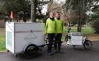 Les Colis verts: transporter sans polluer