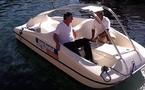 Le Mini Sun, premier bateau solaire inauguré à Villefranche sur mer