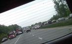 Le délit de fuite automobile