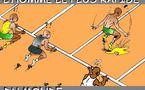 DESSIN DE PRESSE: Un record de plus pour Usain Bolt