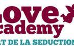 LOVE ACADEMY, une nouvelle téléréalité en France