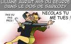 DESSIN DE PRESSE: Un dernier tango à Paris