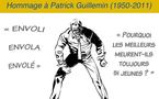 DESSIN DE PRESSE: Hommage à Patrick Guillemin