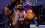 Les Nobles et Pirates sont arrivés dans les Sims Medieval