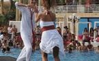 Miss é 2012: Le premier défilé de mode au Liban avec la danse Zumba