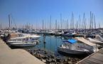 L'IMAGE DU JOUR – Le Port de Larnaka à Chypre