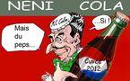 DESSIN DE PRESSE: Rétropédalage de Coca
