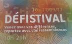 Paris - 9e édition du Défistival