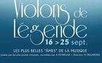 Festival de Beaulieu-sur-mer : Violons de légende