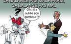 DESSIN DE PRESSE: Paul Kagame reçu en France