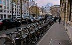 L'IMAGE DU JOUR – Vélos parisiens