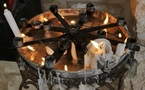 L'IMAGE DU JOUR – Les bougies croyantes