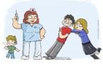Semaine de la vaccination: l'adhésion des Français en ligne de mire