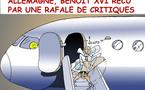 DESSIN DE PRESSE: Courant d'air frais sous les jupes du Pape