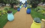 Festival des jardins sur la Côte d'Azur