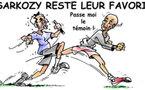 DESSIN DE PRESSE: Le baron non déclaré de Sarkozy