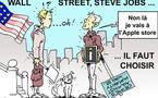 DESSIN DE PRESSE: Chassé-croisé à Wall Street
