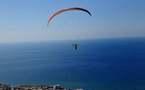 Parapente: un sport dans le ciel du Liban