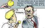 DESSIN DE PRESSE: Sarkozy pèse son dernier mot