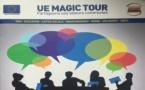 """Côte d'Ivoire : L'""""UE Magic Tour"""" pour promouvoir les valeurs européennes"""