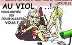 DESSIN DE PRESSE: Affaire DSK-Banon classée