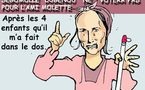 DESSIN DE PRESSE: Madame Dugenou refait parler d'elle