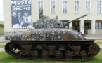Calvados: à Falaise, célébration du 75ème anniversaire du Débarquement