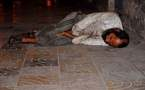 Dormir… dans les rues