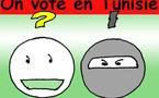 DESSIN DE PRESSE: Elections en Tunisie