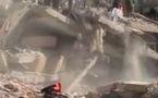 Tremblement de terre en Turquie