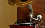 L'IMAGE DU JOUR – Phonographe (gramophone)