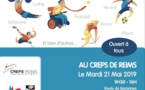 """Reims : le Creps lance sa 2e édition """"Sport et handicaps"""""""