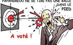 DESSIN DE PRESSE: Mémorandum pour un prochain référendum