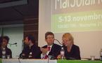 Salon Marjolaine: 'Emploi, agriculture et santé'