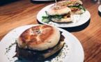Burger végan - Crédit: Ao26