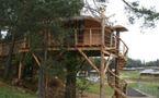 Cabane en l'air dans la région Limousin