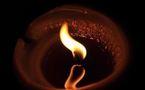 L'IMAGE DU JOUR – Dans le feu de la flamme