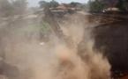 Évacuation à Conakry-Guinée : Des maisons démolies et des familles en pleurs
