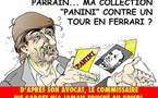 DESSIN DE PRESSE: Michel Neyret blanc comme neige ?