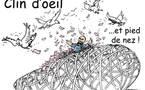 DESSIN DE PRESSE: Ai Weiwei, la résistance tranquille
