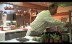 Reportage vidéo: 'Ma cuisine est ouverte à tous'
