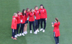 L'équipe de Norvège sans complexe face aux Bleues