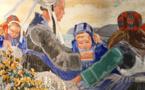 Expo: Je vous dessine par la Poste, musée Yvonne Jean-Haffen