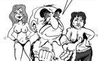 DESSIN DE PRESSE: DSK, le feuilleton continue...