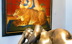Fernando Botero s'expose à Monaco