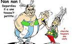 DESSIN DE PRESSE: Depardieu dans la peau de DSK